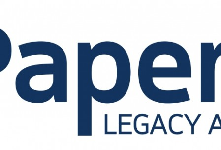 Paper Trail Logo - Legacy Archive Research