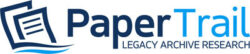 Paper Trail (Legacy Archive Research)