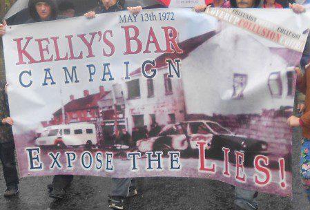 Kelly's Bar Banner
