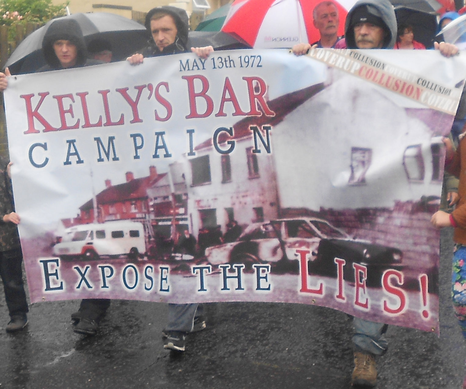 Kelly's Bar Banner