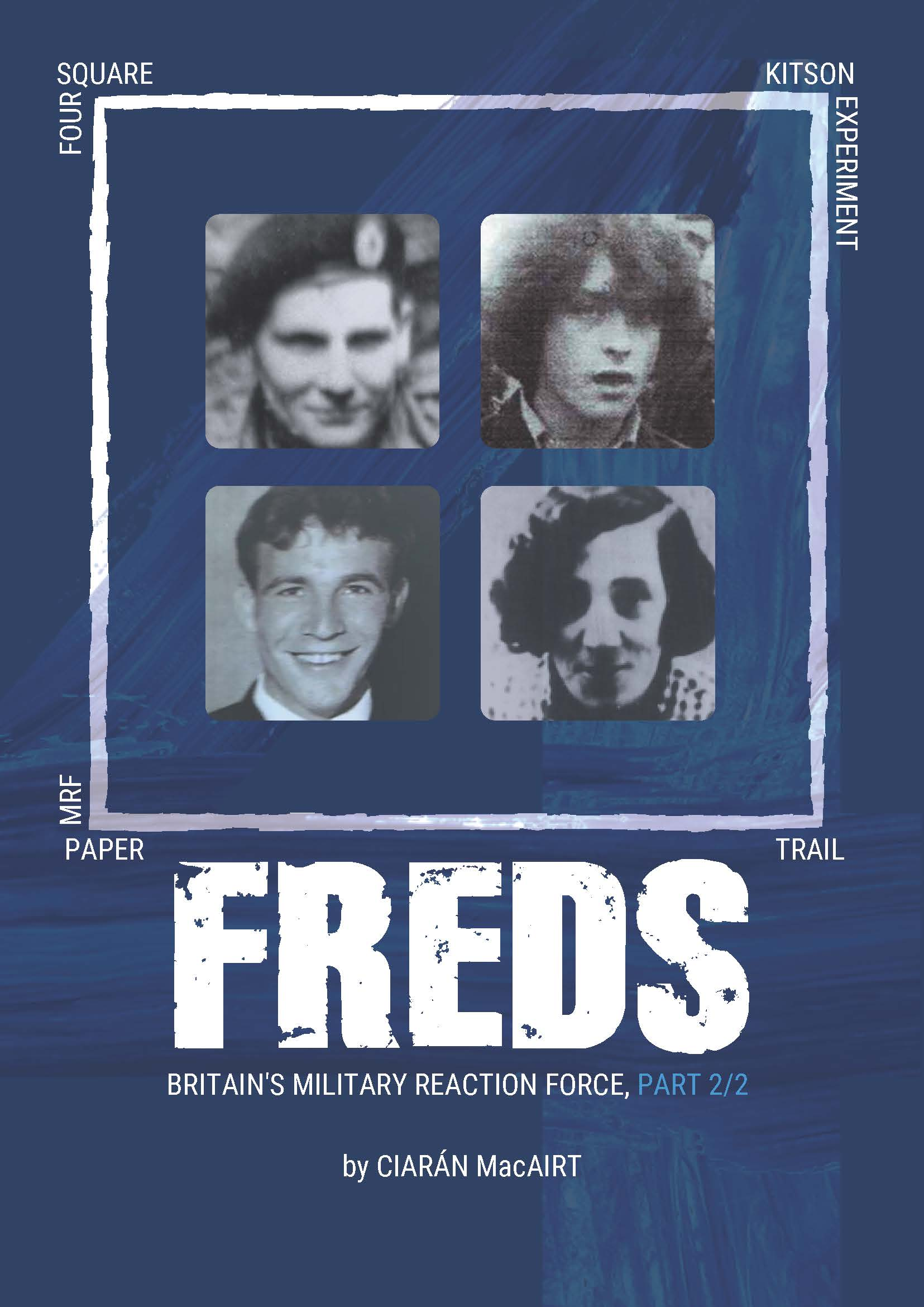 Freds Britain's Military Reaction Force MRF Front Cover