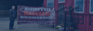 Gerard Keenan, McGurk's Bar and the Office of the Police Ombudsman
