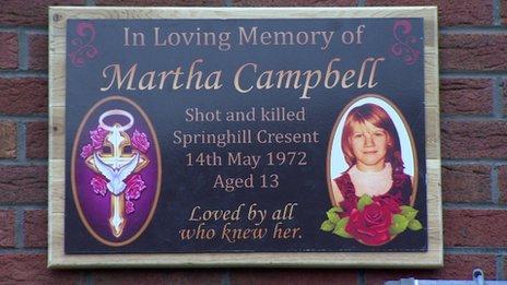 Martha Campbell Memorial