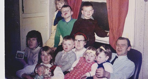 Martha Campbell family photo