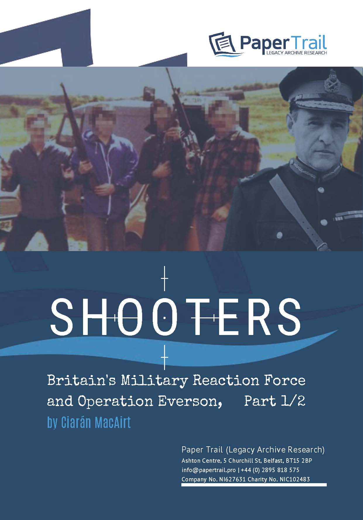Shooter: Britain's Military Reaction Force MRF
