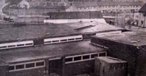 Vere Foster School and British Army Observation Post