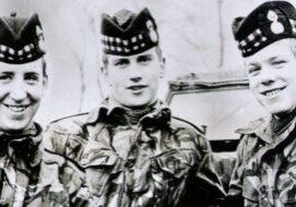 The Three Scottish Soldiers