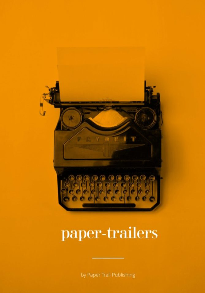 Paper-Trailers - read about Training with Paper Trail
