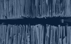 Paper Trail splash image of archives